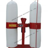 Haosen Woodworking Dust Collector new double barrel duster