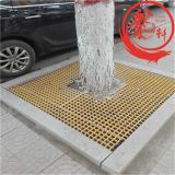 For Trench Cover Trench Grate Fibreglass Floor Grating