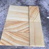 Yellow rainbow Sandstone, Yellow Landscaping Sandstone,yellow  Teak Wood Sanstone, yellow wooden sandstone