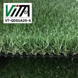 Outdoor use synthetic exhibition artificial grass VT-QDSUA25-4