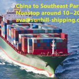 Shanghai to Patang Indonesia Southeast Asia line sea freight booking agent