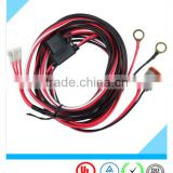 Custom Rigid Industries Low Power Single Light Wire Wiring Harness For Auto Light System