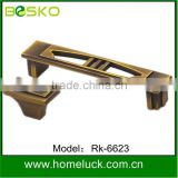 Supply brass handle dresser drawer pulls with high quality from BESKO