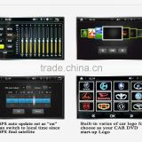 "6.2""Digital Touch Screen Double Din Car DVD Car Stereo with GPS+Radio+FM/AM+RDS+BT+ Telephone book+AUX IN/OUT+1080P+USB/SD+SWC"