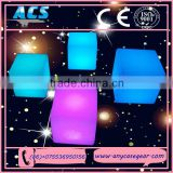 ACS Non-folding LED Bar Table Furniture factory for sale