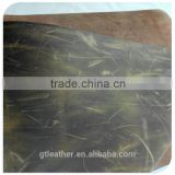 cow leather factory for mens slipper leather