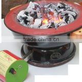 Outdoor portable clay Vietnam barbecue stove charcoal mini table grill - black 28 stove