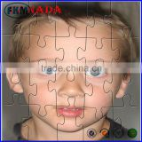 PERSONALIZE JIGSAW puzzle Children or Baby shower ice breaker