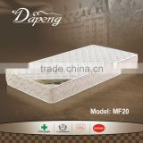 Durable rolling up packing rebond foam mattress