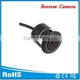 Hot selling car reverse camera with front view / rear view, smallest mini camera