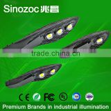 Sinozoc Hot sale popular modern design IP65 led street light led street lamp with CE RoHs FCC 3 years warranty