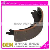 Brake shoe for auto parts dubai/supplier for auto parts dubai/custom made auto parts dubai