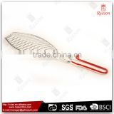Factory Customized Colorful PVC Coated Barbecue Grill Tools For Fish