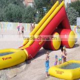 giant inflatable water slide for sale / banzai inflatable water slide / largest inflatable water slide