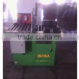 rubber raw material machinery tire sidewall cutting machine