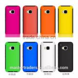 Cheap Waterproof Dirtproof Shockproof Hard PC Case For HTC One M9 With TPU Cover MT-3709