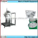 Aseptic Big Bag Filling Machine used for tea/valve etc. with CE
