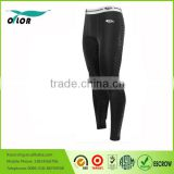 Mens Sports Pants Compression Base Layer Leggings Gym Running Rugby Skins