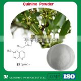 Natural Herb extract Medical Grade Antineoplastic Cinchonine White Quinine Powder for preventing malaria                                                                         Quality Choice