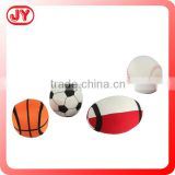 4 asst styles 7.5CM cloth ball water bomb sports ball with EN71