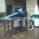 Recycle waste paper industrial paper shredder machine waste paper recycling machine
