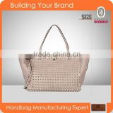 S041 2015 Brand Handbags Ladies PU Quality Nude Shoulder Bags Handbag                                                                         Quality Choice