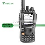 High quality 2 Way Radio WOUXUN KG-UV9D FM vhf uhf Transceiver Mini Radio with 999CH                                                                         Quality Choice