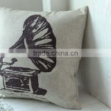 Jute Cushion Covers Pillow Cases Pillow Cover 45x45cm Wholesale & Retails - Customized design is welcomed