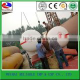 China gold manufacturer Supreme Quality quality assurance lpg gas tank truck