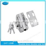 Single door double side lock,hitch lock