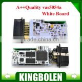 A++ Quality VAS 5054A White Board Full IC Vas5054a Diagnostic Tool VAS5054 for VW Seat Skoda in stock