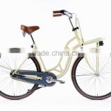 "2016 Selling fast 28"" 3 SPEED comfortable shopping city bike city bicycles RAYLA"