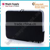 "Laptop bag neoprene tablet sleeve case For 12 "" 13"" 14 "" 15"" 17 "" inch"