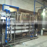 a whole treatment plant for bottled water packed water/10000LH whole RO treatment system/packed drinking pure water treatment