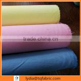 "35""/36"" yellow/pink/blue color direct dyed cotton flannel fabric 150gsm in rolls for car-cleaning"