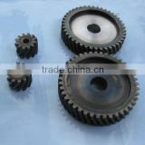 China CNC metal lathe custom manufacturing gear