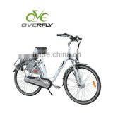 "28"" Woman 700cc holly electric bike with CE XY-EB001A woman"