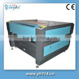 CE approved CO2 20mm acrylic CW5000 water cooling superior laser cutting machine 150W