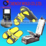 china pvc air blowing shoe mould for pvc injection moulding machine