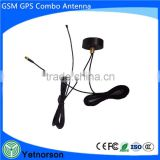 (Manufactory) Galileo/Glonass GPS&GSM Combination Tracking Antenna GPS GSM Combo Puck Antenna