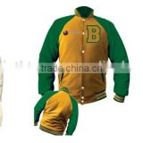 Custom Varsity Jackets with Your Own Embroidery Logos, Labels, & Chenille Patches, Custom Varsity Jackets With Custom Tags