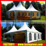 Pagoda type canopy design 20x20 canopy tent for bedouins tent