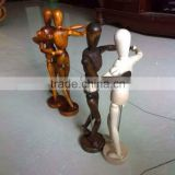Wholesale Art Wooden Mannequin Doll wooden adjustable doll small mannequin gift                                                                         Quality Choice
