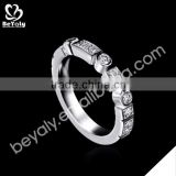 silver jewelry ring wholesale beautiful ring with lion head