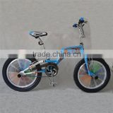 Fashionable style hot selling 20 Inch aluminum bmx freestyle bicycles /24 inch bmx bikes sale