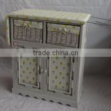 Laundry iron table cabinet fabric for ironing board cushion cover