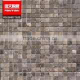 popular plaza 8 inch ceramic tile beautiful flower mosaic tile                                                                                                         Supplier's Choice