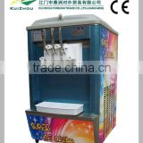 CE approved Painted Commercial Counter Top Soft Ice Cream Machine For Sale