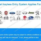2012 auto accessories car alarm system central locking