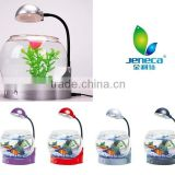 best selling products mini Round bowl Fish Tank for home decor                                                                         Quality Choice